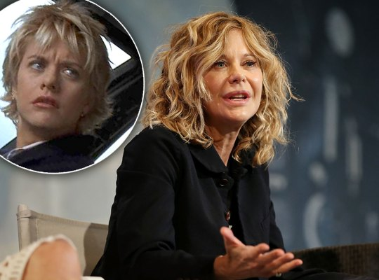 meg ryan plastic surgery retirement