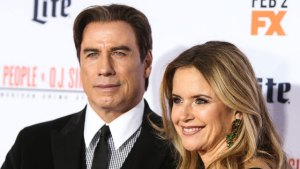 John Travolta Kelly Preston FF