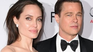Angelina jolie brad pitt getty