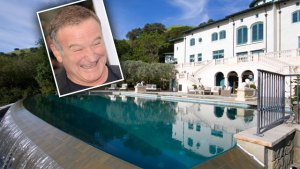 Robin williams mansion featured