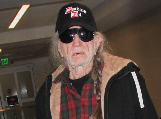 Willie nelson end of road