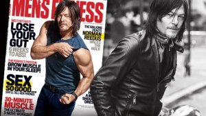 Norman Reedus mens fitness cover 10