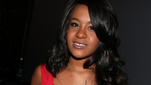Bobbi kristina TUESDAY