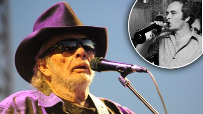 Merle Haggard Dead Secrets Scandals F