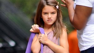 Tom Cruise Daughter Suri — She's Going To Be Taller Than Him