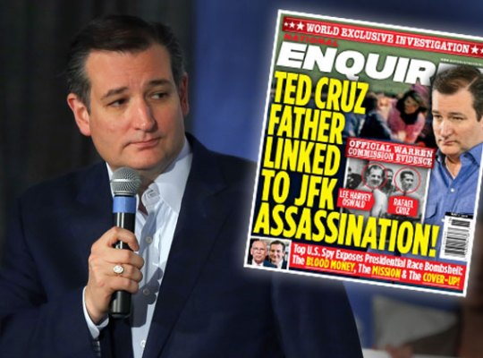 Ted cruz dad lee harvey oswald scandal photos rafael jfk killer campaign event