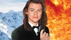Harry styles getty photo composite