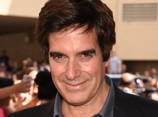 David copperfield getty PP