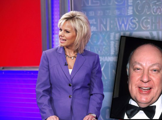 gretchen carlson sexual harassment suit fox roger ailes