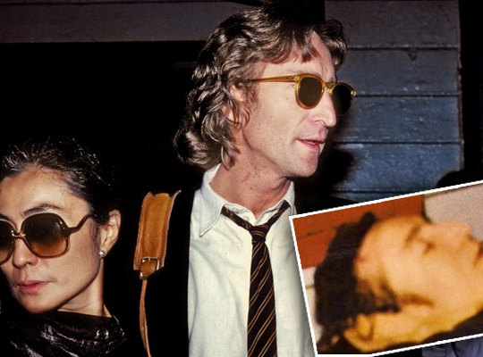 john lennon death murder mark david chapman autopsy photos