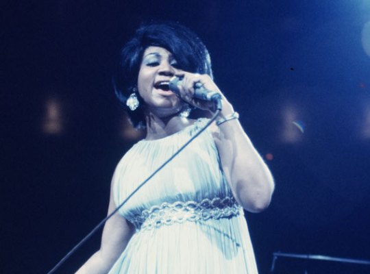 aretha franklin health