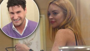 lindsay lohan engagement ring video