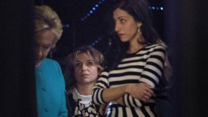 Hillary Clinton Huma Abedin Aide Slams Candidate Million Dollar Donation