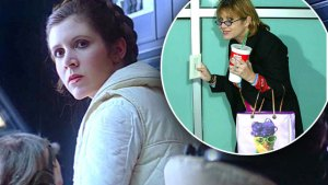 carrie fisher death scandals secrets
