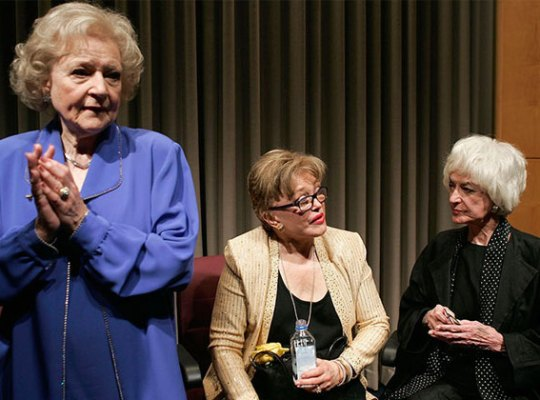 betty white golden girls scandals bea arthur