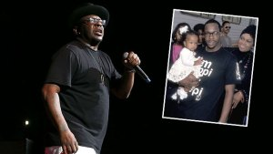 bobby brown hospitalized health whitney houston bobbi kirstina death