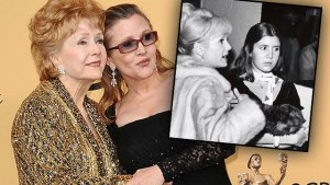 debbie reynolds carrie fisher feuds