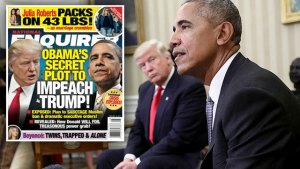 donald trump impeachment barack obama