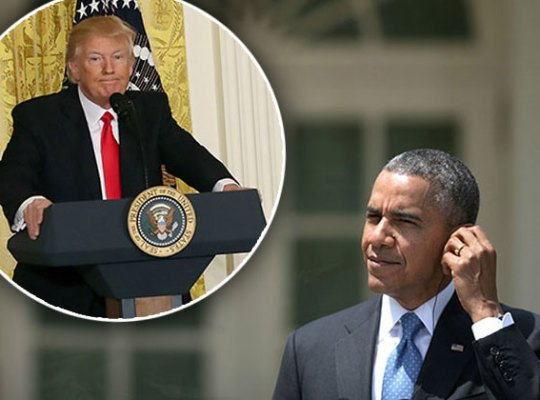 donald trump barack obama wiretapping