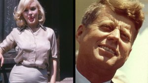 marilyn monroe pregnant abortion jfk