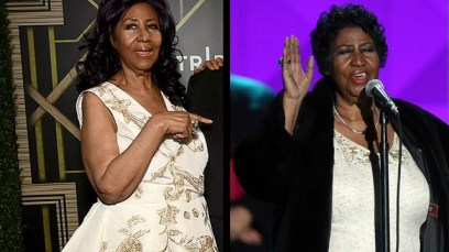 aretha franklin sick health weight loss
