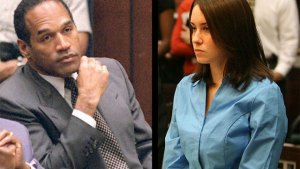 oj simpson trial casey anthony