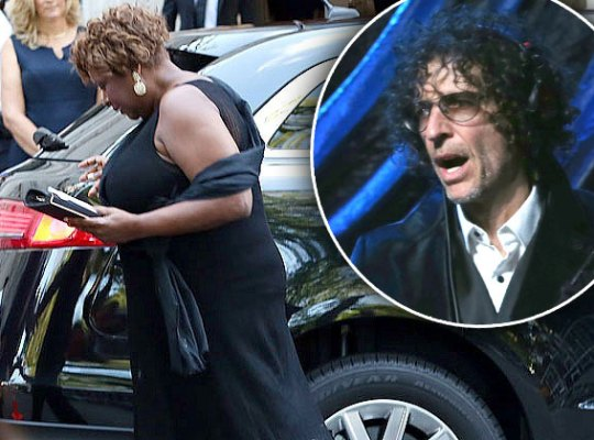 robin quivers howard stern cancer fears