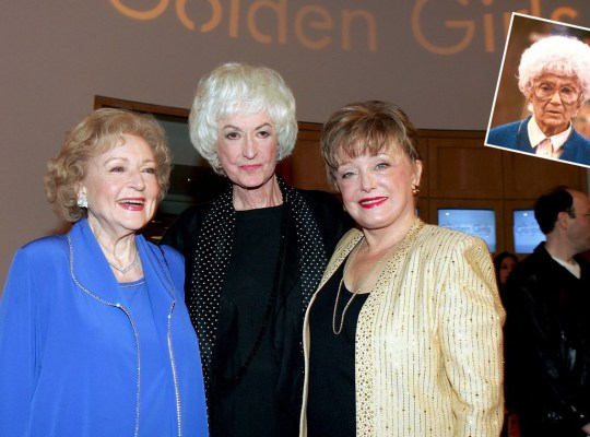 golden girls vicious backstage feuding