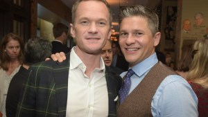 neil patrick harris husband drinking