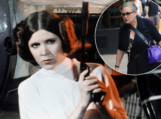 carrie fisher drugs autopsy report