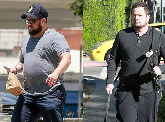 chaz bono weight health cher
