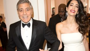 george clooney amal twins names