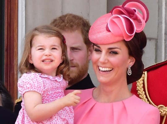 kate middleton princess charlotte quotes