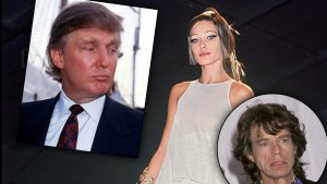 donald trump dating carla bruni