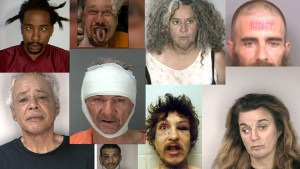 mug shots worst scary photos