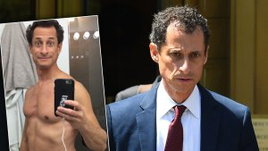 anthony weiner sex scandal prison sentence huma