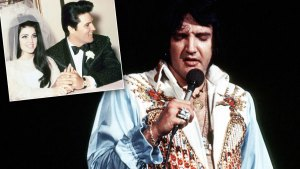 elvis presley death priscilla marriage