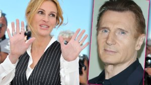Teenage Julia Roberts Liam Neeson Relationship