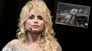 dolly parton fire smoky mountains