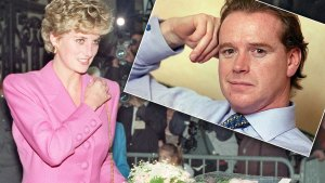 Princess Diana & James Hewitt