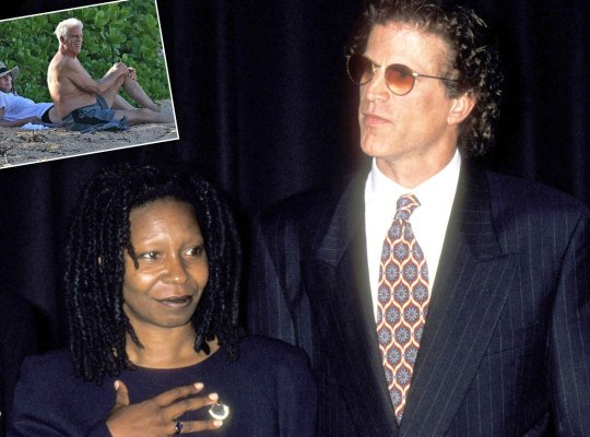 whoopi goldberg her 23 year feud over ted danson s wife