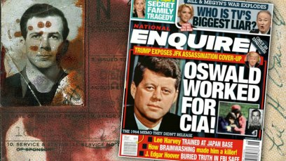 jfk assassination files oswald cia