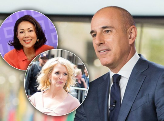 matt lauer sexual harassment sex scandals