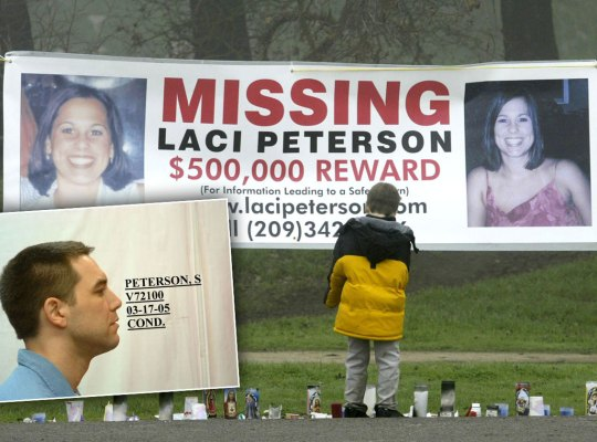 Scott peterson laci murder confession F