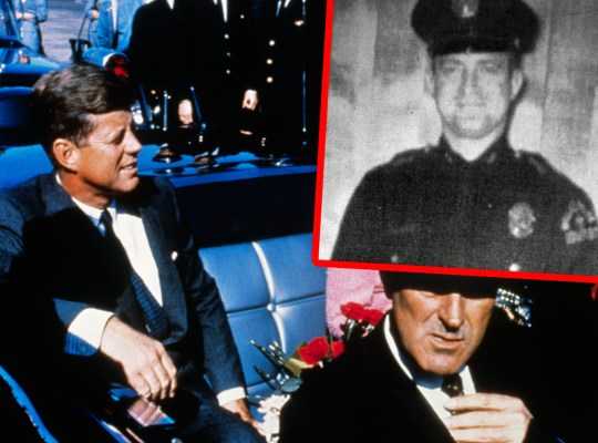 jfk assassination cia cop coverup