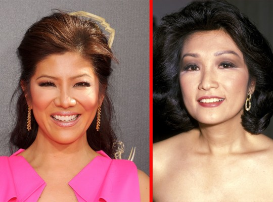 julie chen mistaken id connie chung
