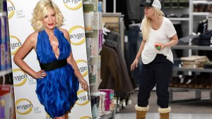 tori spelling broke lawsuits reality show