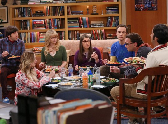 big bang theory feuds destroying show