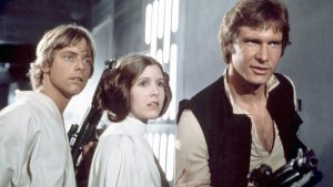 carrie fisher star wars romances