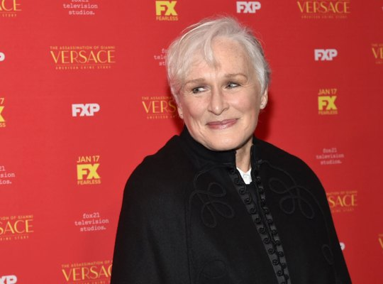 glenn close secrets scandals